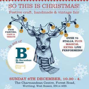 Christmas craft fair 6.12.15