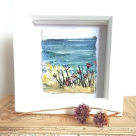 Sea Thrift mini landscape